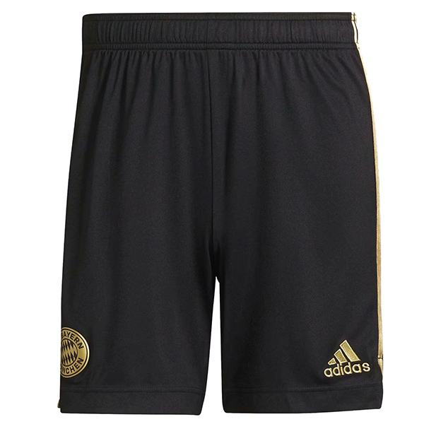 Bayern Monaco Pantaloncini da calcio in trasferta pantaloncini da calcio da uomo seconda partita di calcio 2021-2022