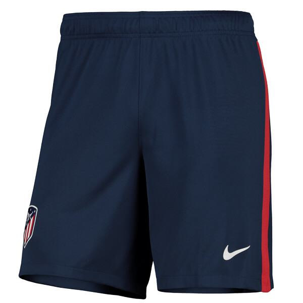 Atletico de Madrid home shorts maillot match men's first football soccer pants 2020-2021