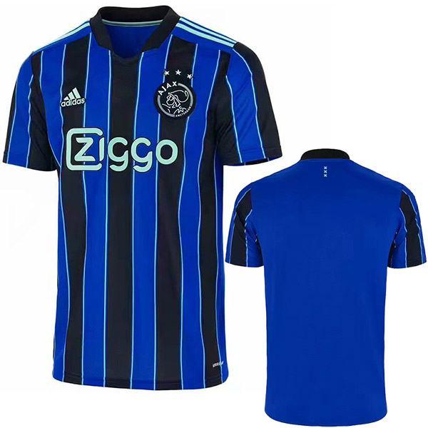 Ajax maglia da trasferta dell'maglia da calcio sportiva da calcio da uomo secondo partita 2021-2022