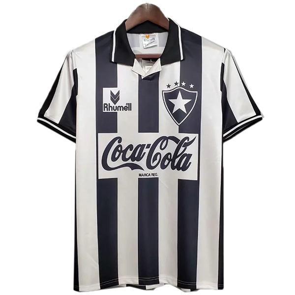 Botafogo maglia da calcio retrò home match prima maglia da calcio sportiva da uomo del 1994