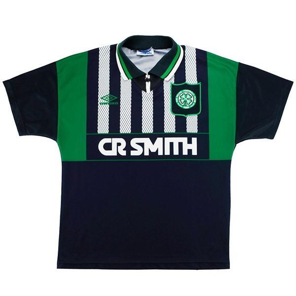 Celtic away retro soccer jersey maillot extérieur match men's second soccer sportwear football shirt 1994-1996