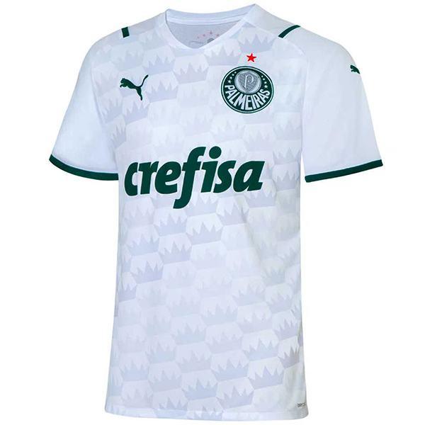 Palmeiras Maglia da trasferta del maglia da calcio sportiva da calcio da uomo secondo partita 2021-2022