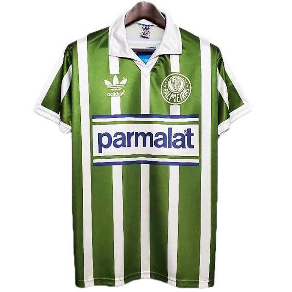 Palmeiras maglia storica da calcio del maglietta sportiva da calcio da uomo sportiva da calcio t-shirt sportiva 1992