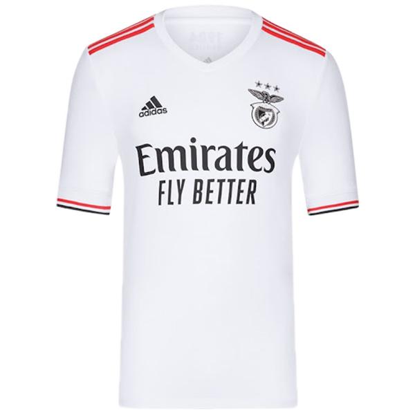 Benfica maglia da trasferta maglia da calcio seconda maglia sportiva da uomo 2021-2022
