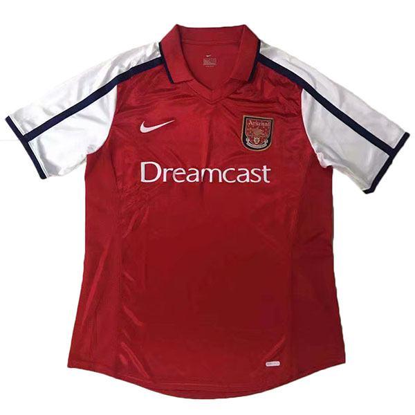 Arsenal Home Retro Jersey 2000