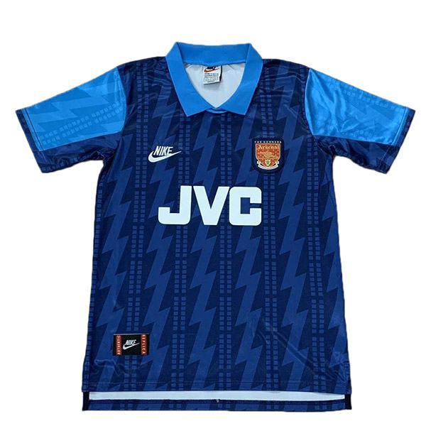 Arsenal away retro soccer jersey maillot match men's 2ed sportwear football shirt 1994