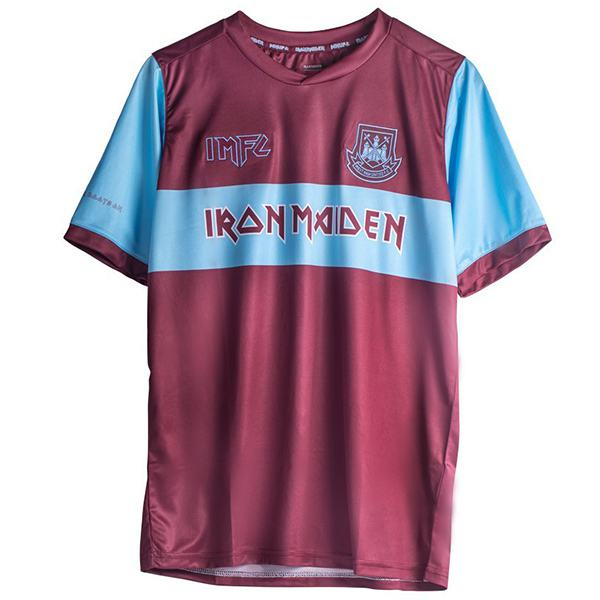 West ham united home jersey special version edition maillot match men's 1st sportwear football shirt 2020-2021