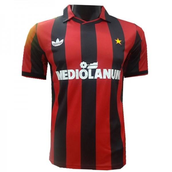 AC Milan Home Retro Jersey 1991-1992