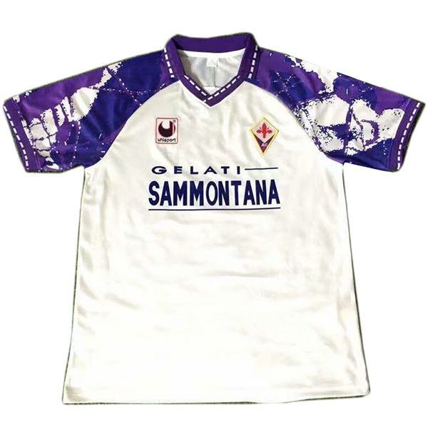 ACF Fiorentina maglia da calcio retrò seconda maglia da calcio da uomo seconda maglia sportiva 1994-1995