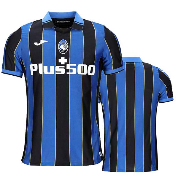 Atalanta maglia da casa partita di calcio prima maglia sportiva da uomo sportiva 2021-2022