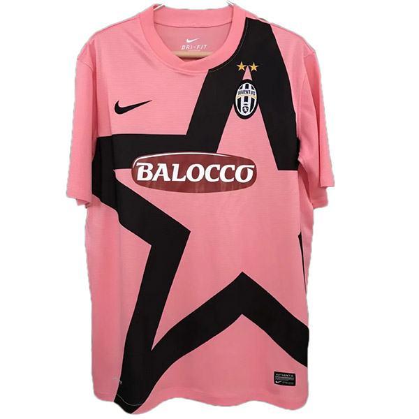 Juventus away retro soccer jersey maillot match men's 2ed sportwear football shirt 2011-2012
