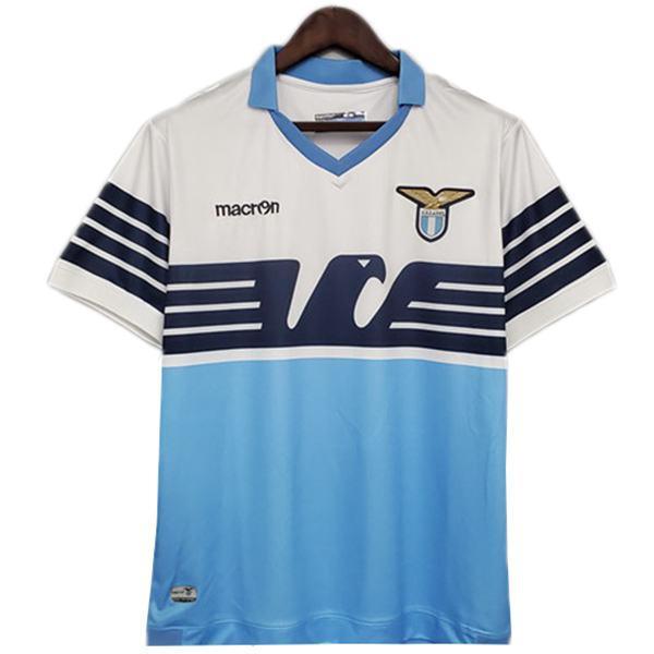 Lazio home retro vintage soccer jersey match prima maglia sportiva da calcio da uomo 2014-2015