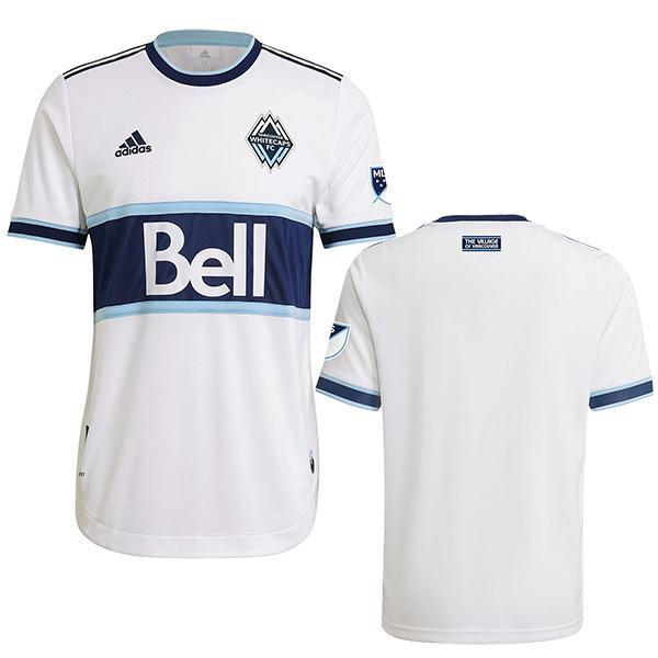Vancouver whitecaps maglia casalinga di prima maglia da calcio sportiva da uomo vintage partita di calcio 2021