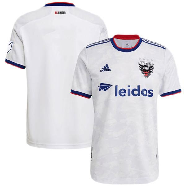 Washington D.C. United maglia da calcio da trasferta del match seconda maglia da calcio sportivo da uomo 2021