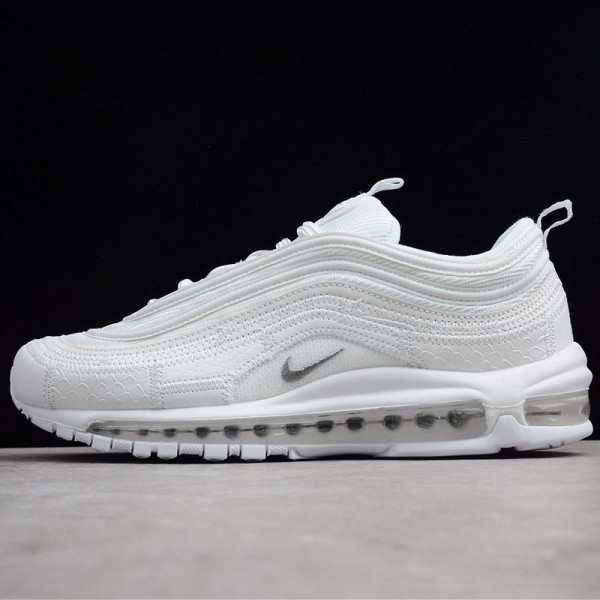 Bullet Air Max 97 OG CR7 signed jointly shoes white 2018