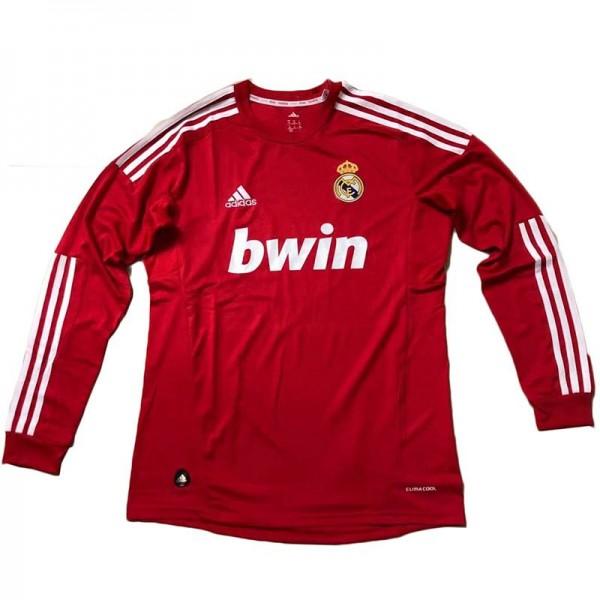 Maglia manica lunga ronaldo cristiano ronaldo a manica lunga Real Madrid 2012