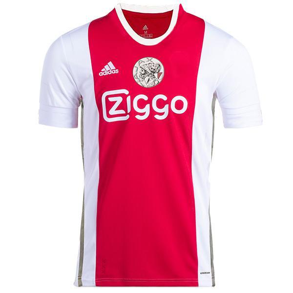 Ajax maglia casalinga prima maglia da calcio sportiva da uomo per partita di calcio 2021-2022