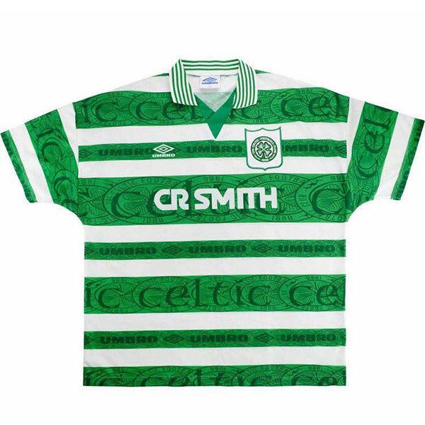 Celtic home retro jersey maillot match men's 1st soccer sportwear football shirt 1995-1997