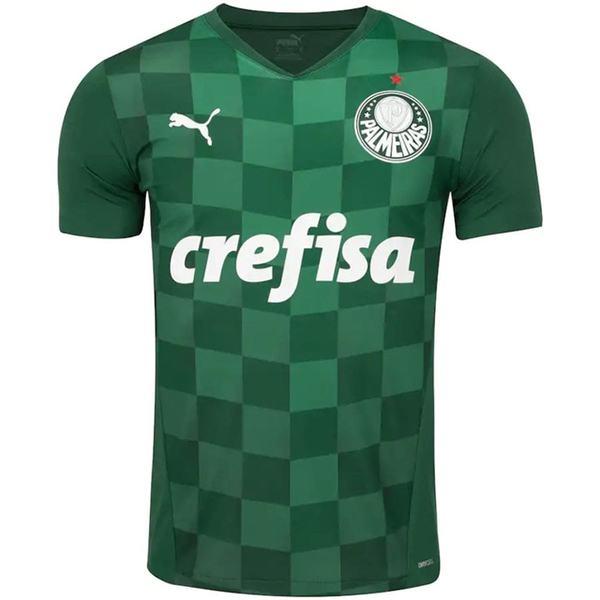 Palmeiras Maglia casalinga del partita prima maglia da calcio sportiva da uomo 2021-2022