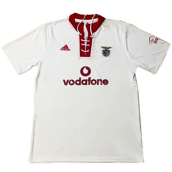 Benfica maglia da trasferta da uomo seconda maglia sportiva da calcio maglia sportiva 2004-2005