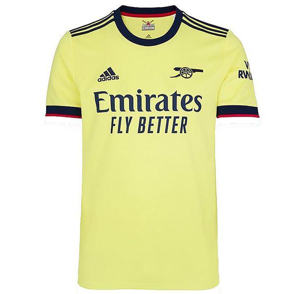 Arsenal maglia da calcio da trasferta dell' seconda maglia da calcio da uomo per abbigliamento sportivo 2021-2022
