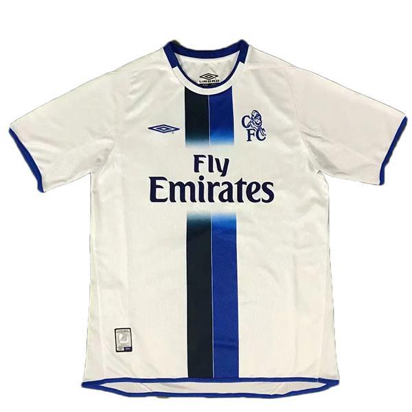 Chelsea away retro soccer jersey maillot match men's second soccer sportwear football shirt 2020-2021