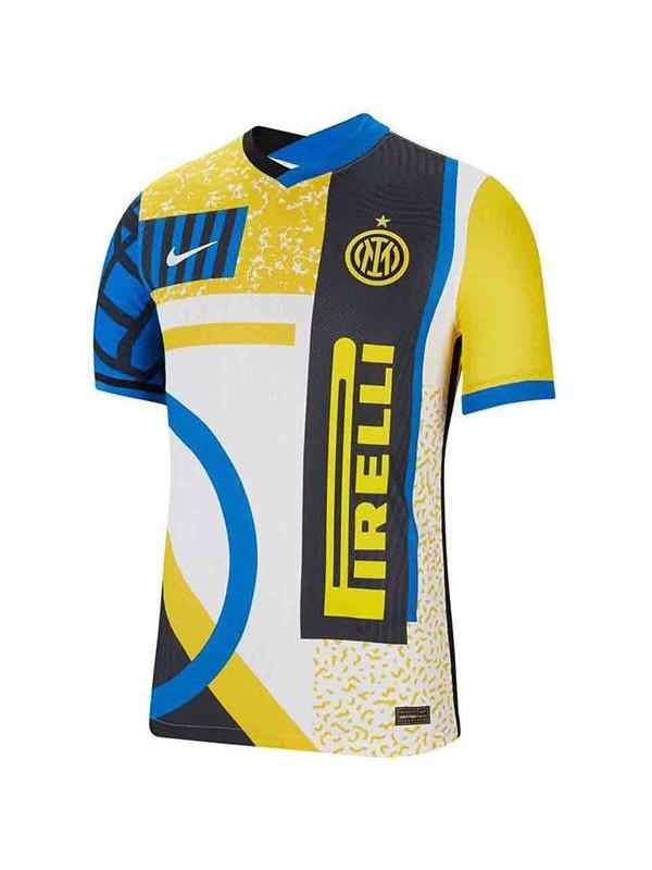 Inter milan maglia da calcio quarta maglia partita maglia da calcio abbigliamento sportivo da uomo 2021