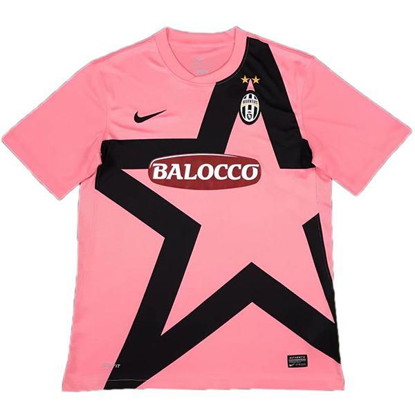 Juventus away retro soccer jersey sportwear men's secend soccer shirt football sport t-shirt 2011-2012