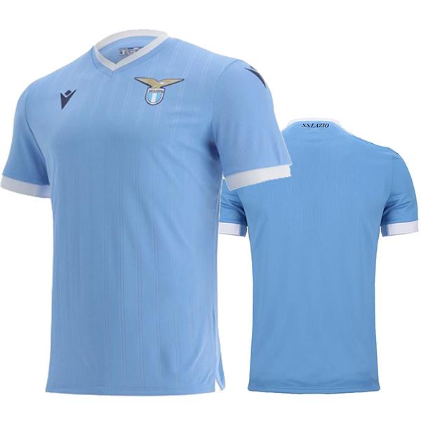 Lazio maglia casalinga partita di calcio prima maglia sportiva da uomo sportiva 2021-2022