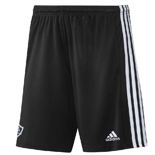 LA Galaxy pantaloncini da calcio seconda partita di calcio da uomo 2021-2022